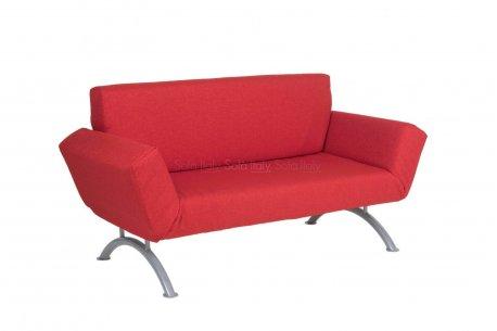 Design modificabile con braccioli a 5 posizioni - larghezza 160 cm.