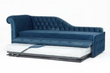 Dormosa capitonnè-doppio letto estraibile mod.300
