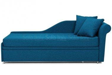 Divano dormeuse doppio letto max estraibile mod.1530