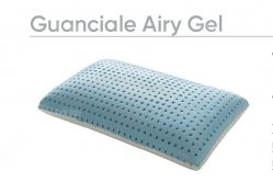 Guanciale Air Gel e Memory