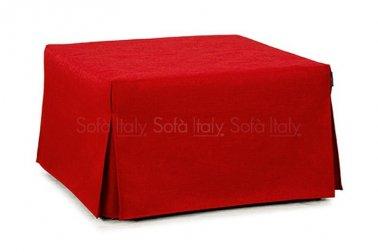Pouf cubo letto di qualità Mod. 46