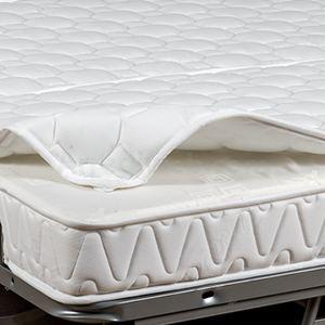 Materasso Super Comfort in poliuretano alta densità, Sfoderabile, 70x195x14