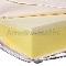 2 Materassi Super Comfort Memory, sfoderabili, sopra 80x190x15 estraibile 75x185x15 cm.